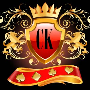 Card King logo